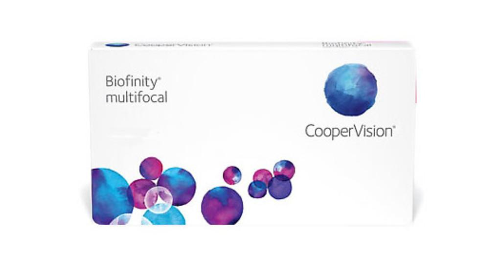Cooper Vision   Biofinity multifocal [D-Linse] BFTMF6D